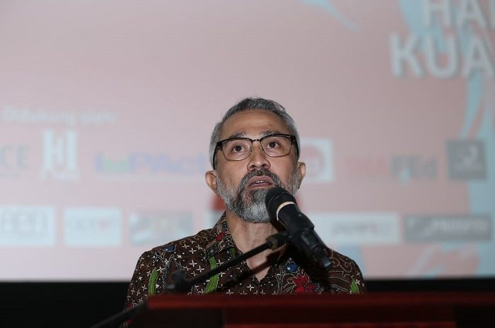 Lukman Sardi Menjadi Ketua Komite Festival Film Indonesia 2018-2020