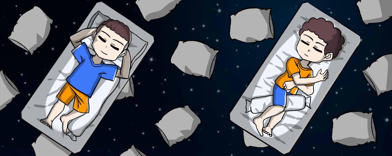 Pengen Tidur Enak