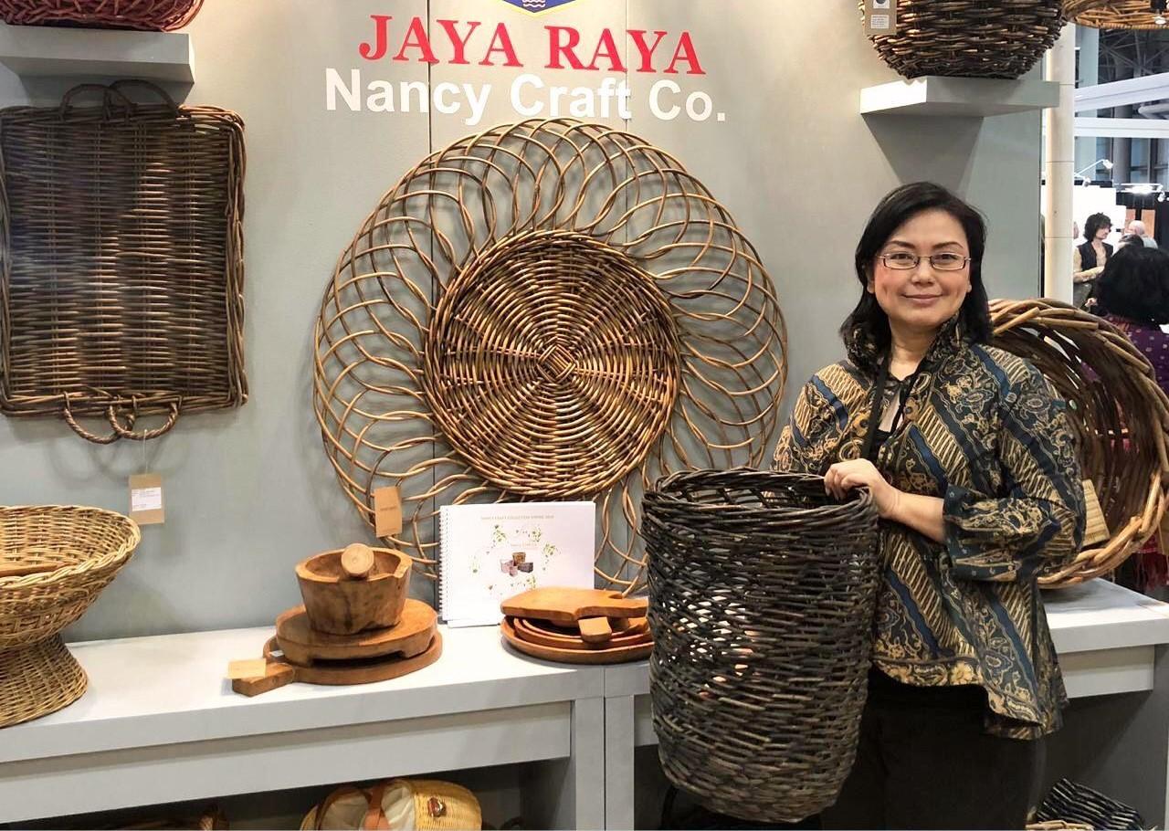 Perajin Jakarta Pamerkan Karya di NY Retail Renaissance 2019, Amerika Serikat