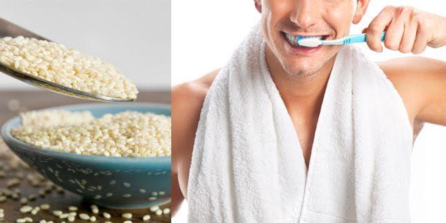 6 Cara Alami Bersihkan Karang Gigi