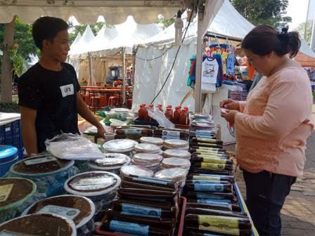Menikmati Kuliner Etnik Nusantara di Monas