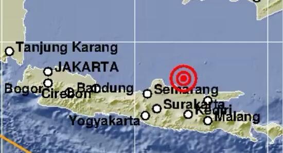 Gempa 6,0 Magnitudo Guncang Tuban Terasa Hingga Denpasar