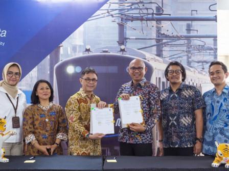 MRT Jakarta-WWF Jalin Kerja Sama Pelestarian Lingkungan Hidup