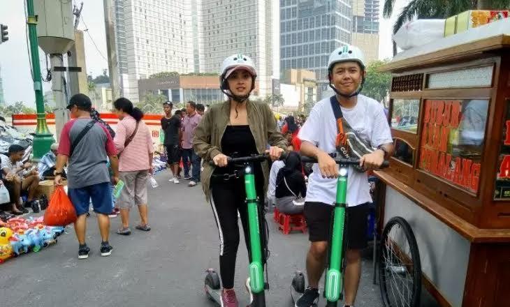 Polisi: Penggunaan OtopedListrikdi Jalan Raya Belum Miliki Regulasi