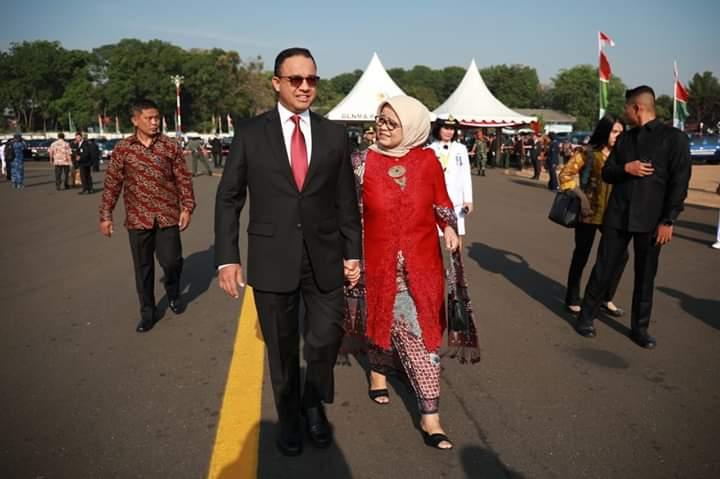 Anies Baswedan: TNI Tugasnya Besar Namun Sering Tak Terlihat