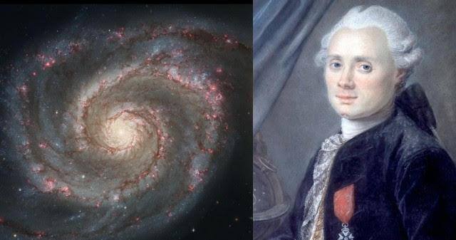 Sejarah Hari Ini: Galaksi Pusaran Ditemukan Charless Messier