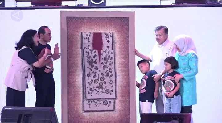 Wapres JK Gelar Silaturahmi Bersama Keluarga Besar Satwapres RI