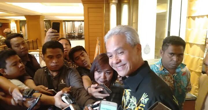 Jelang Pelantikan Presiden, Ganjar Pranowo Ajak Publik Komitmen Pada Hasil Pemilu