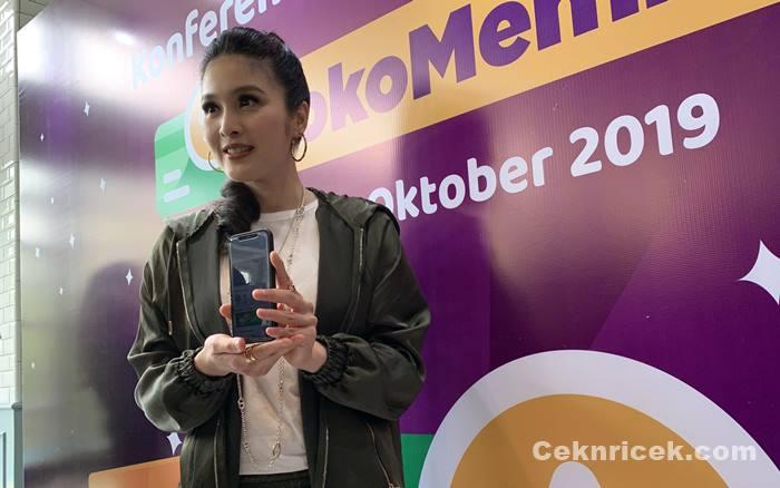 Repot Urus Anak Sandra Dewi Pilih Belanja Online