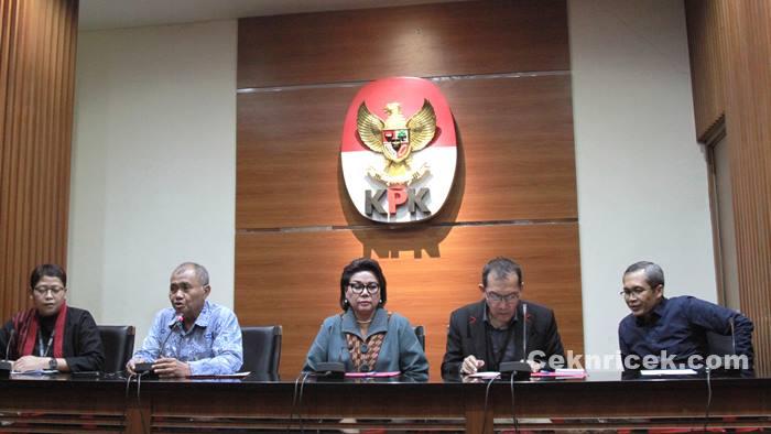 Wali Kota Tengku Dzulmi Eldin Resmi Tersangka Kasus Suap Jabatan