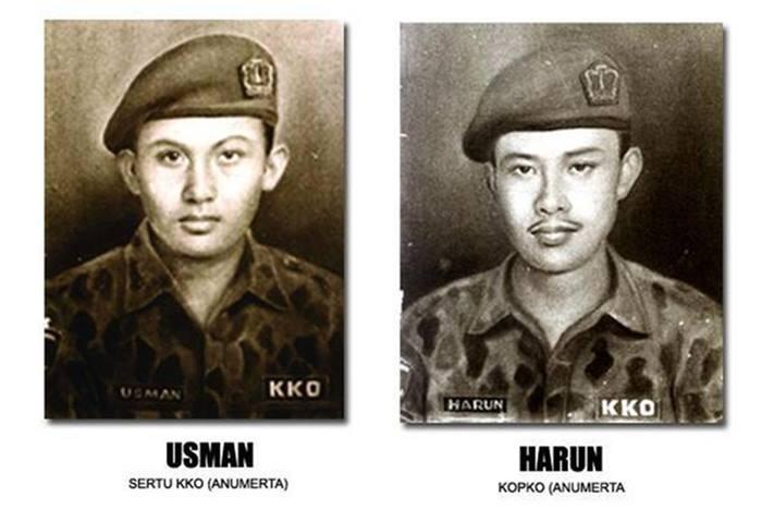Sejarah Hari Ini: Usman dan Harun, Dua Marinir Indonesia Digantung di Singapura