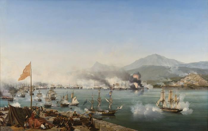 Sejarah Hari Ini: Pertempuran Navarino dan Kemerdekaan Yunani
