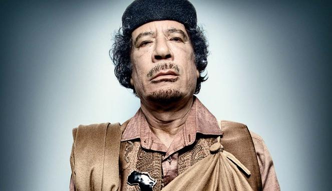 Muammar Khadafi Sang Diktaktor yang Digulingkan Rakyat