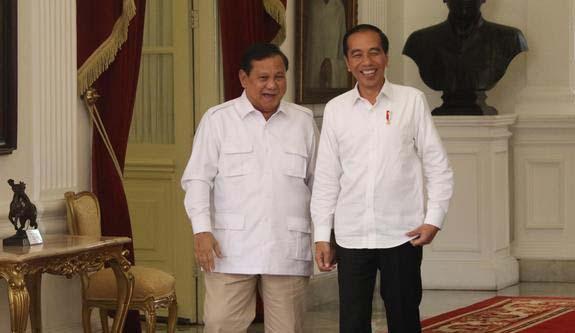 Pembantu Jokowi Bernama Prabowo