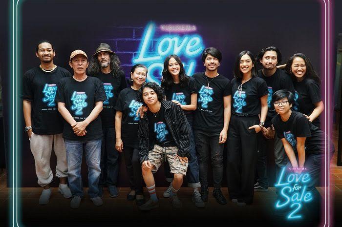"""Film """"Love For Sale 2"""", Urusan Jodoh Keluarga Minang Moderat"""