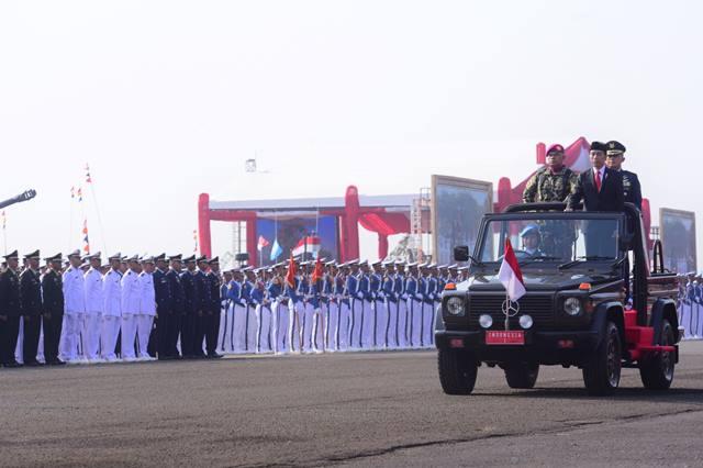 Presiden Jokowi Hidupkan Jabatan Wakil Panglima TNI