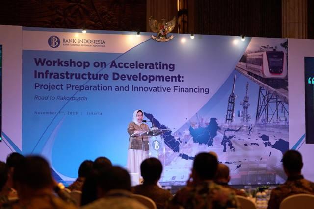 BI: Perlu Sinergi untuk Akselerasi Pembangunan Infrastruktur