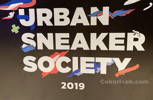 5 Hal Unik yang Bisa Ditemui di Urban Sneakers Society 2019