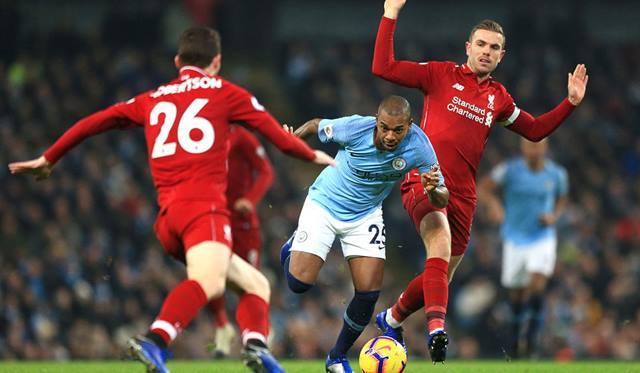 Liverpool vs Manchester City, Tak Ingin Kehilangan Poin