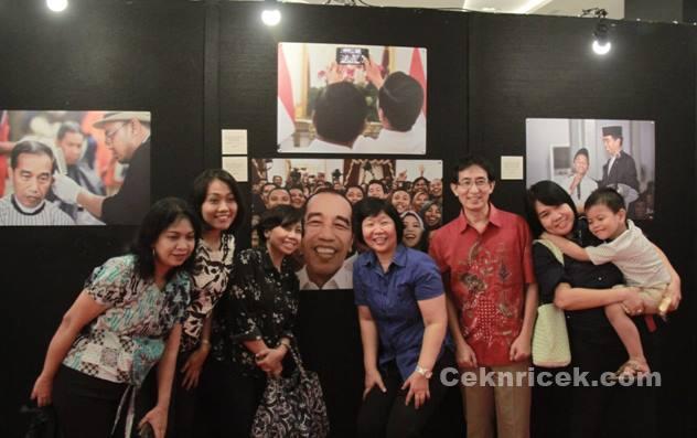 Mengintip Capaian Kinerja Pemerintahan Jokowi-JK dalam Foto
