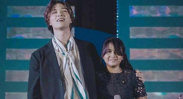Kolaborasi dengan Musisi Korea, Hanin Dhiya Rilis Lagu Baru