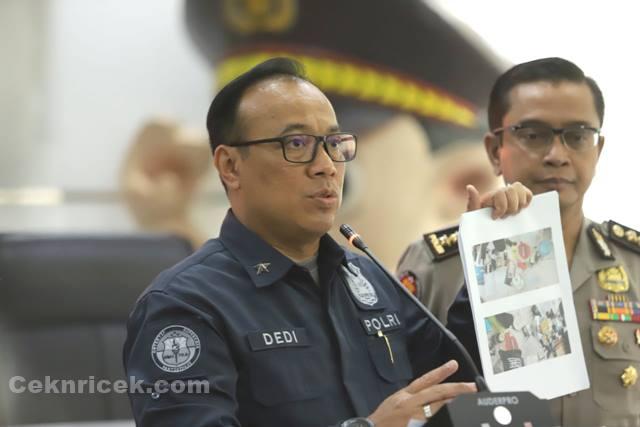 Polisi: Pelaku Bom Bunuh Diri diPolrestabesMedan Berstatus Pelajar