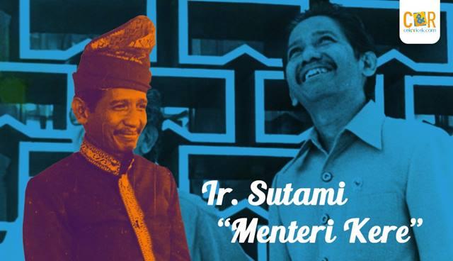 "Mengenang Ir Sutami ""Menteri Kere""Kesayangan Sukarno dan Suharto"