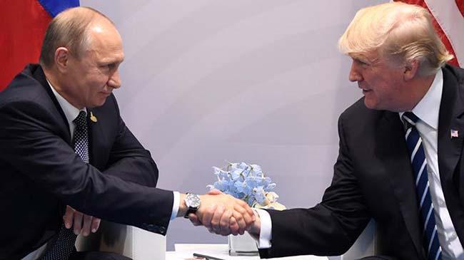 Putin Berharap Bisa Jumpa Trump Pada Mei 2020