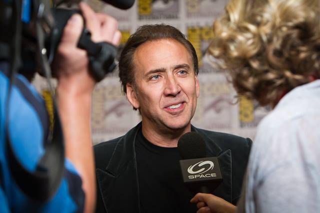 Nicolas Cage Memerankan Diri Sendiri dalam Film Terbarunya