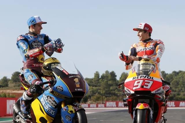 Soal Duet Marquez Bersaudara, Marquez Bantah Tekan Honda dan Alex
