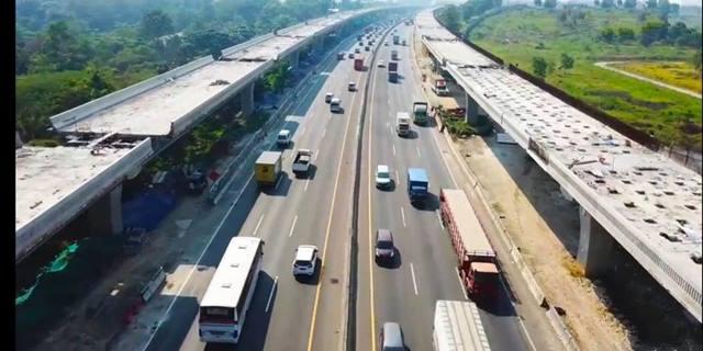 Jelang Natal 2019, Jasa Marga Akan Aktifkan Tol Layang Jakarta-Cikampek