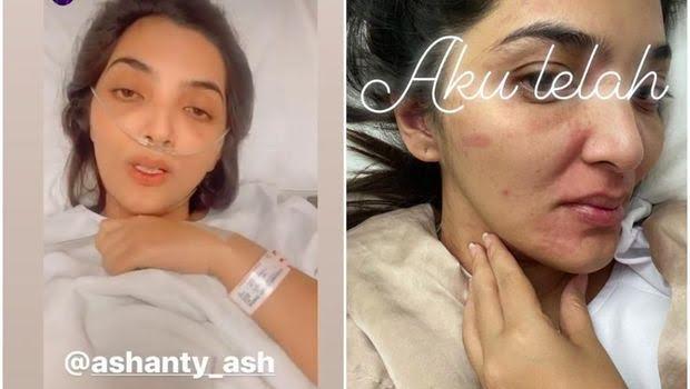Lewat Video, Ashanty Beberkan Kondisi Kesehatannya