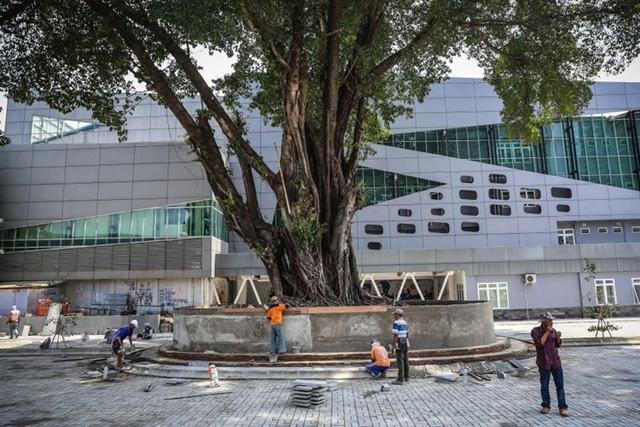 Pelaku Seni di JakartaTolak Pembangunan Hotel Revitalisasi Kawasan TIM