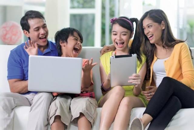 BPS: Akses Internet Dalam Rumah Tangga Capai 66,22 Persen