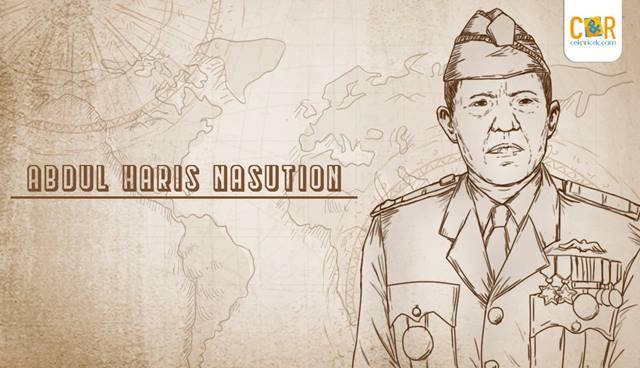 Kisah Hidup A. H. Nasution, Jenderal Penggagas Perang Gerilya