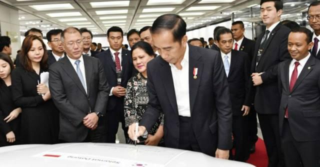 Jokowi Keluarkan Perpres Percepatan Pembangunan Kawasan Gerbangkertosusila