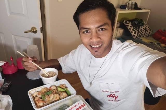 Atlet I Gede Siman Sudartawa Jalani 'Kachimeshi' untuk SEA Games 2019