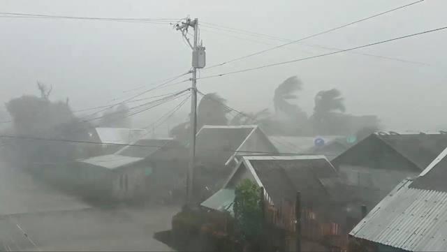 Kontingen Indonesia Tidak Terimbas Badai Kammuri di Filipina