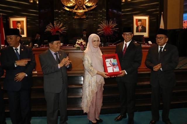 Ini Isi Raperda APBD DKI Jakarta 2020