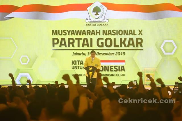 Menanti Agenda Besar Partai Golkar di Bawah Airlangga Hartarto 2019-2024