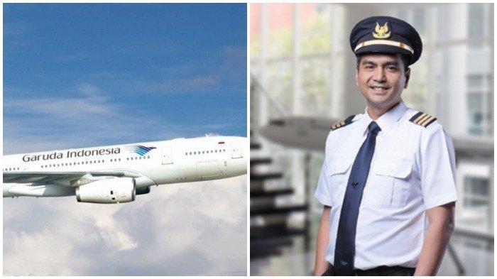 Direktur Keuangan Garuda Fuad Rizal Ditunjuk Jadi Plt Dirut Garuda
