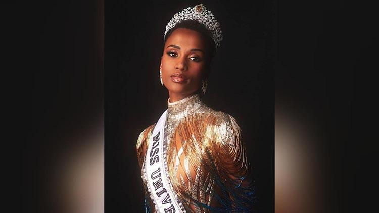 3 Pesona Zozibini Tunzi Miss Universe 2019 dari Afrika Selatan