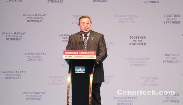 Pidato Refleksi Pergantian Tahun SBY, Hati-hati Dengan Iuran BPJS