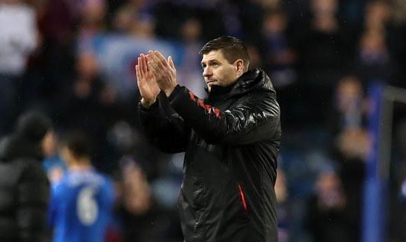 Legenda Liverpool Bawa Rangers Lolos ke-32 Besar Liga Eropa 2019/2020