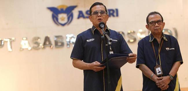 Direktur Utama Asabri Jamin Uang Prajurit TNI dan Polri Aman