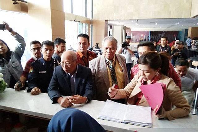Tim Hukum PDIP Gagal Bertemu Dewan Pengawas KPK