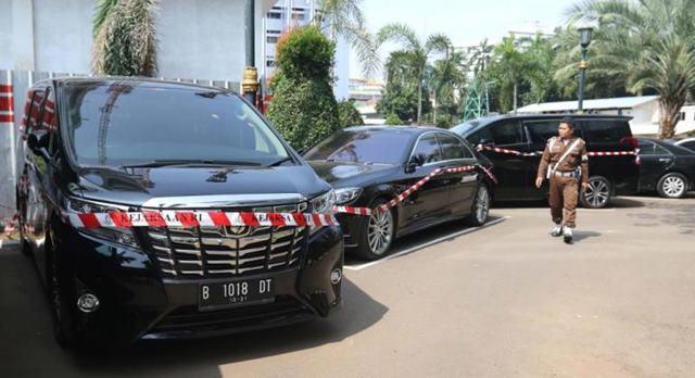 Kejagung Kembali Sita 4 Mobil Mewah Milik Tersangka Jiwasraya