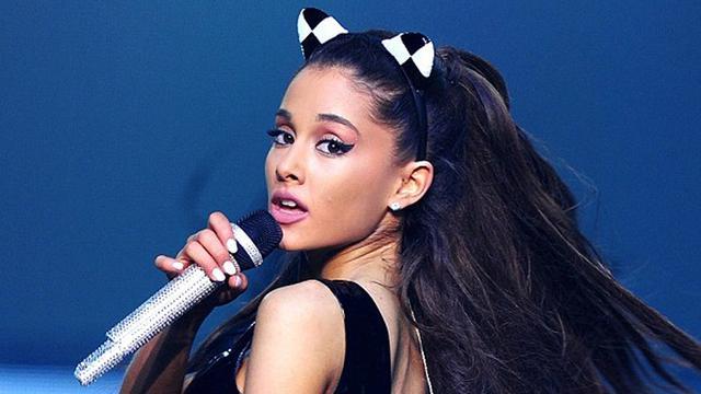Ariana Grande Digugat Gara-Gara Kemiripan Lagu '7 Rings'