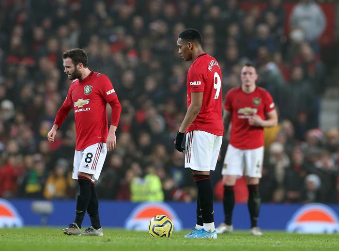 Manchester United Kalah 0-2 Lagi, Kali Ini dari Burnley