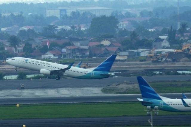 Garuda Indonesia Kini
